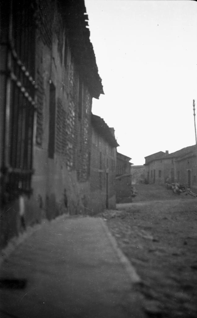 Calle de la Tejera - 1945